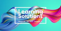 Learning Solutions Conference Logo